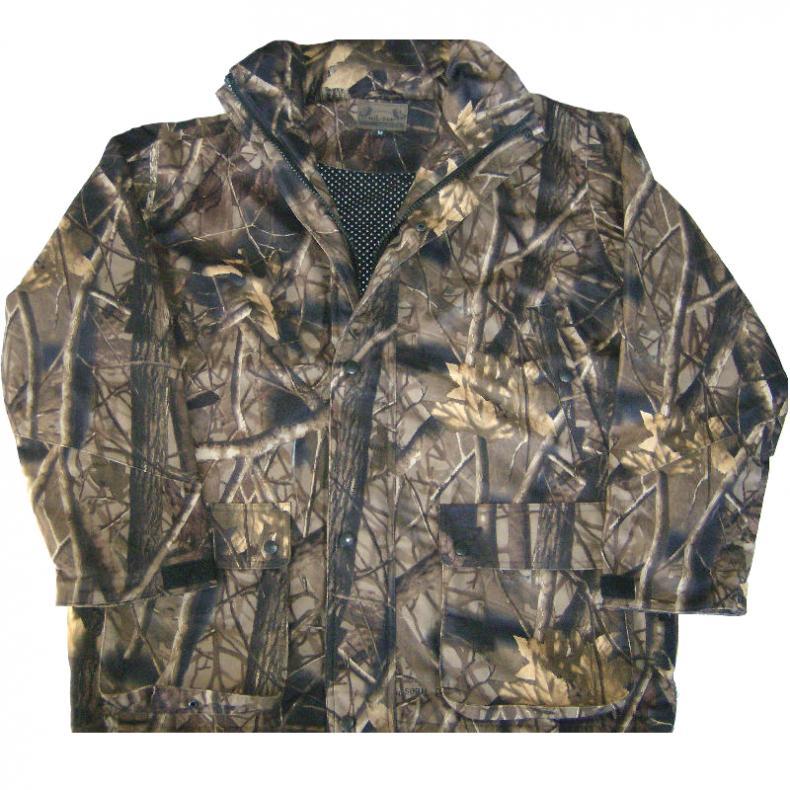 Jacheta Vanatoare Camuflaj Wildtree