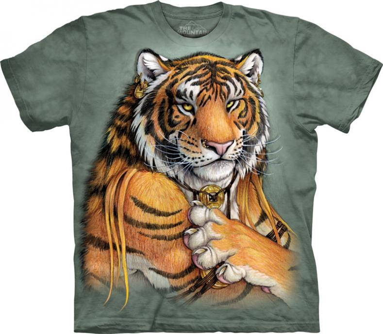 Tricou Indian Tiger