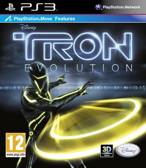 JOC PlayStation 3 TRON: Evolution, Disney, BVG-PS3-TRON