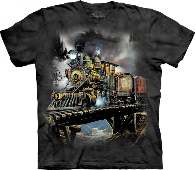 Tricou Old Train & Bridge