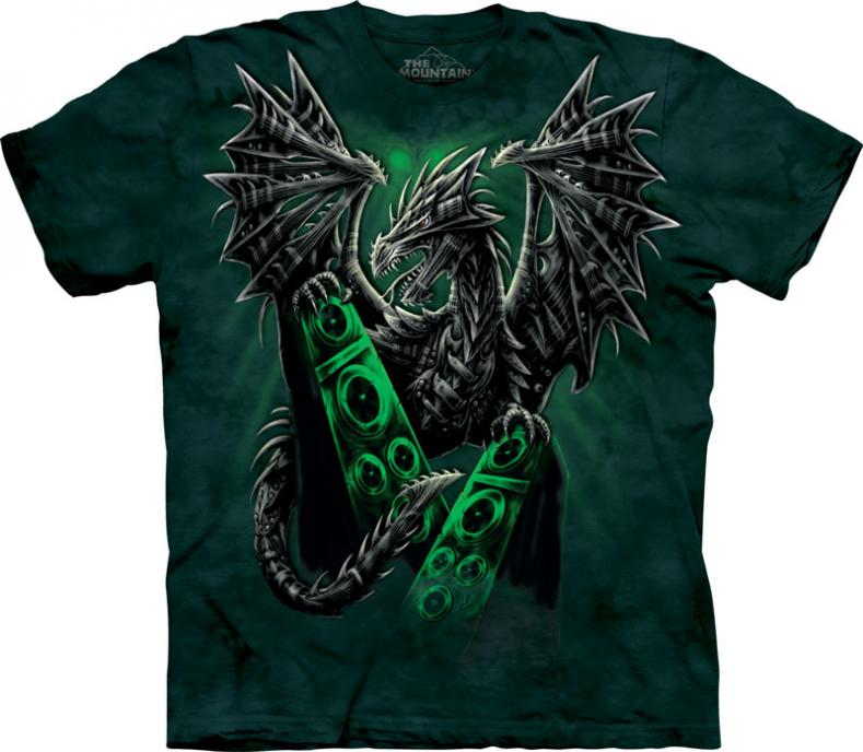 Tricou Black Dragon
