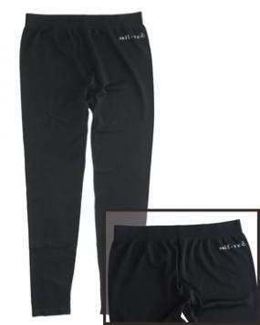 Pantaloni termici Mil-Tec Sport Negri