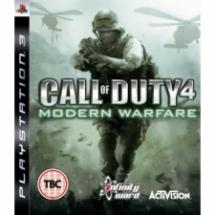 Call of Duty 4 Modern Warfare PS3 JOCURI PS3