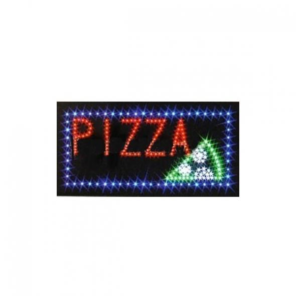 Reclama luminoasa - pizza