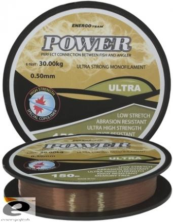 Fir EnergoTeam Ultra Power 150m 0.45mm