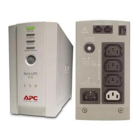 UPS APC BK500EI Tower Off line 500 VA 300 W