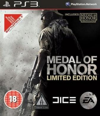 Medal of Honor Limited Edition (PS3)
