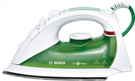 Fier de c?lcat cu aburi cu aburi Bosch TDA5650, 2400 W, talpa