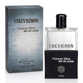 Chevignon Forever Mine Into The Legend For Men, 30 ml, EDT