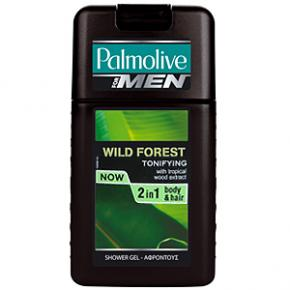 Palmolive For Men Wild Forest 250 ml Gel De Dus & Sampon pentru barbati