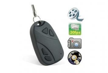 Breloc cu camera video (4Gb)