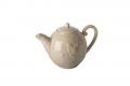 """Ceainic crem din ceramica """"Hen"""""""