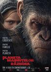 Program TV Planeta Maimuţelor: Războiul