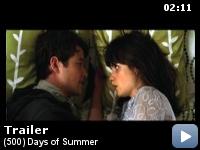 Trailer 500 de zile cu Summer #1
