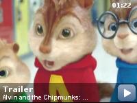 Trailer Alvin si veveritele 2