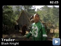 Trailer Cavalerul negru #1