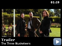 Trailer Cei trei muschetari