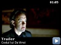 Trailer Codul lui Da Vinci #1