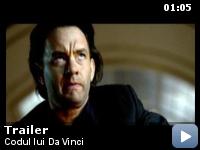 Trailer Codul lui Da Vinci #2