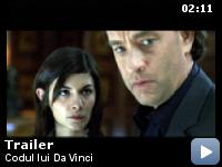 Trailer Codul lui Da Vinci #3