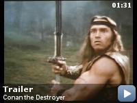 Trailer Conan Distrugatorul