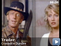 Trailer Crocodile Dundee