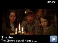 Trailer Cronicile din Narnia: Leul, Vrajitoarea si Dulapul