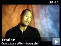 Trailer Cursa spre Witch Mountain