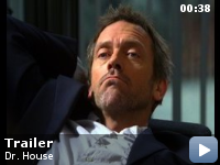 Trailer Dr. House #1
