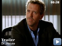 Trailer Dr. House #2