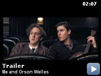 Trailer Eu si Orson Welles