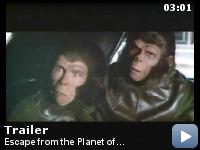 Trailer Evadare de pe planeta maimutelor