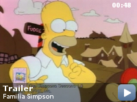 Trailer Familia Simpson