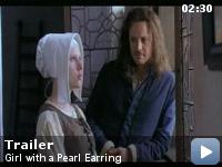 Trailer Fata cu cercel de perla
