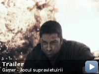 Trailer Gamer - Jocul supravietuirii