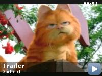 Trailer Garfield