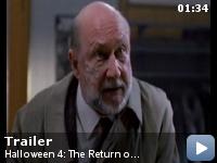 Trailer Halloween IV - Intoarcerea lui Michael Myers