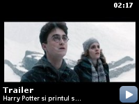 Trailer Harry Potter si Printul Semipur