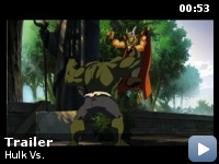 Trailer Hulk Vs.