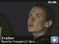 Trailer Infanteria stelara 2: Eroul federatiei