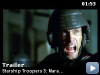 Trailer Infanteria stelara 3: Invadatorii #1