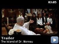 Trailer Insula doctorului Moreau