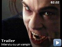 Trailer Interviu cu un vampir