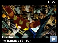 Trailer Invincibilul om de fier