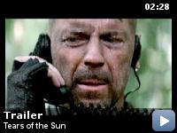 Trailer Lacrimi din soare