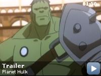 Trailer Lumea lui Hulk