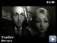 Trailer Metropia