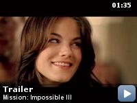 Trailer Misiune: Imposibila III