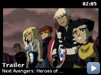Trailer Noi aventuri - Eroii de maine