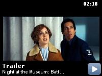 Trailer O noapte la muzeu 2 #1